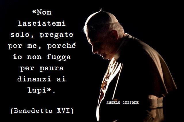 """Benedetto xvi ultimo papa? """"tutto puo' essere"""", risponde lui. Quello che non vi hanno detto sul libro di ratzinger"""