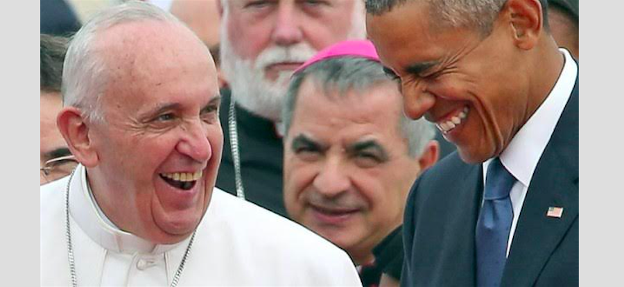 Tempo di guerra e bombardamenti. Le mani amerikane sul vaticano (e non solo)